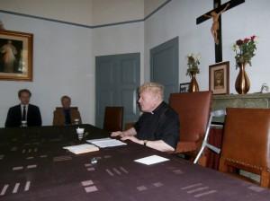 Hans Schouten, priester